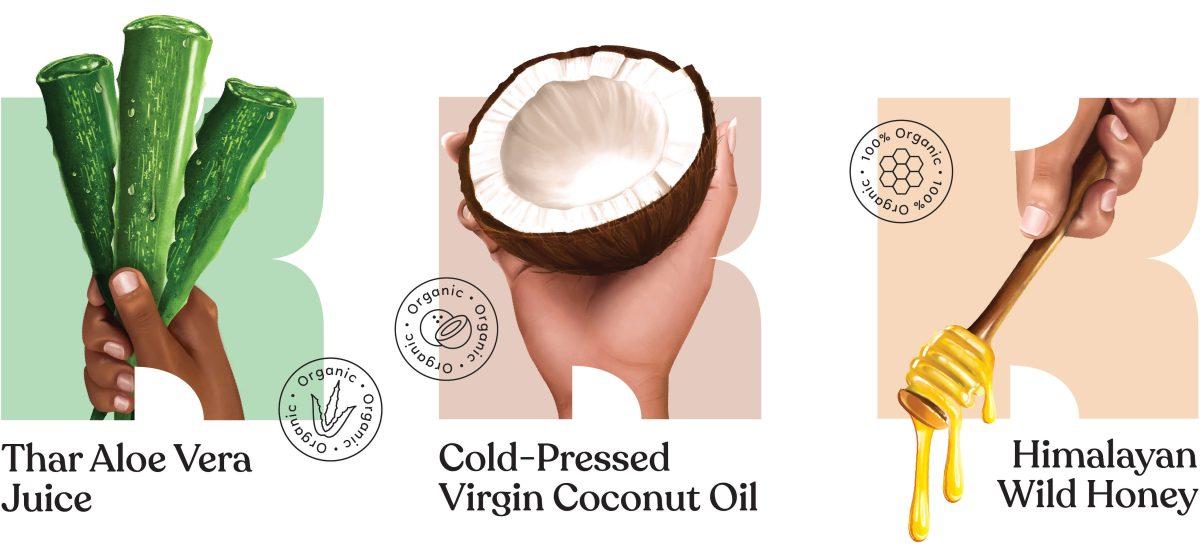 D2C Brand Packaging design