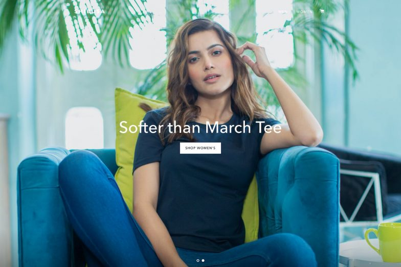 March Tee competitor