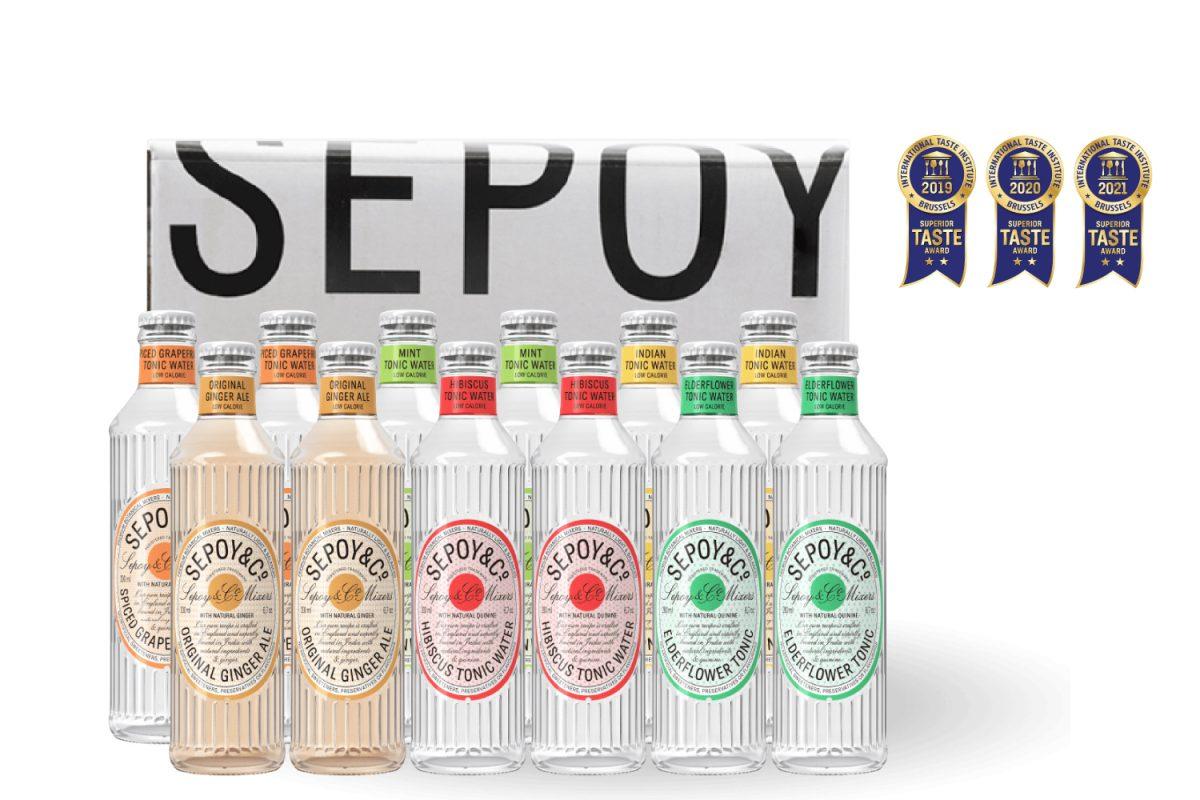 D2C Bottles Beverage Design Case Study