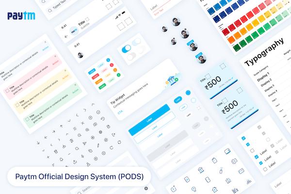 Paytm Design system and SDK