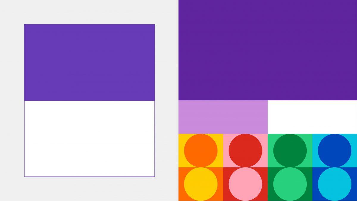 PhonePhonePe New Colour Palette