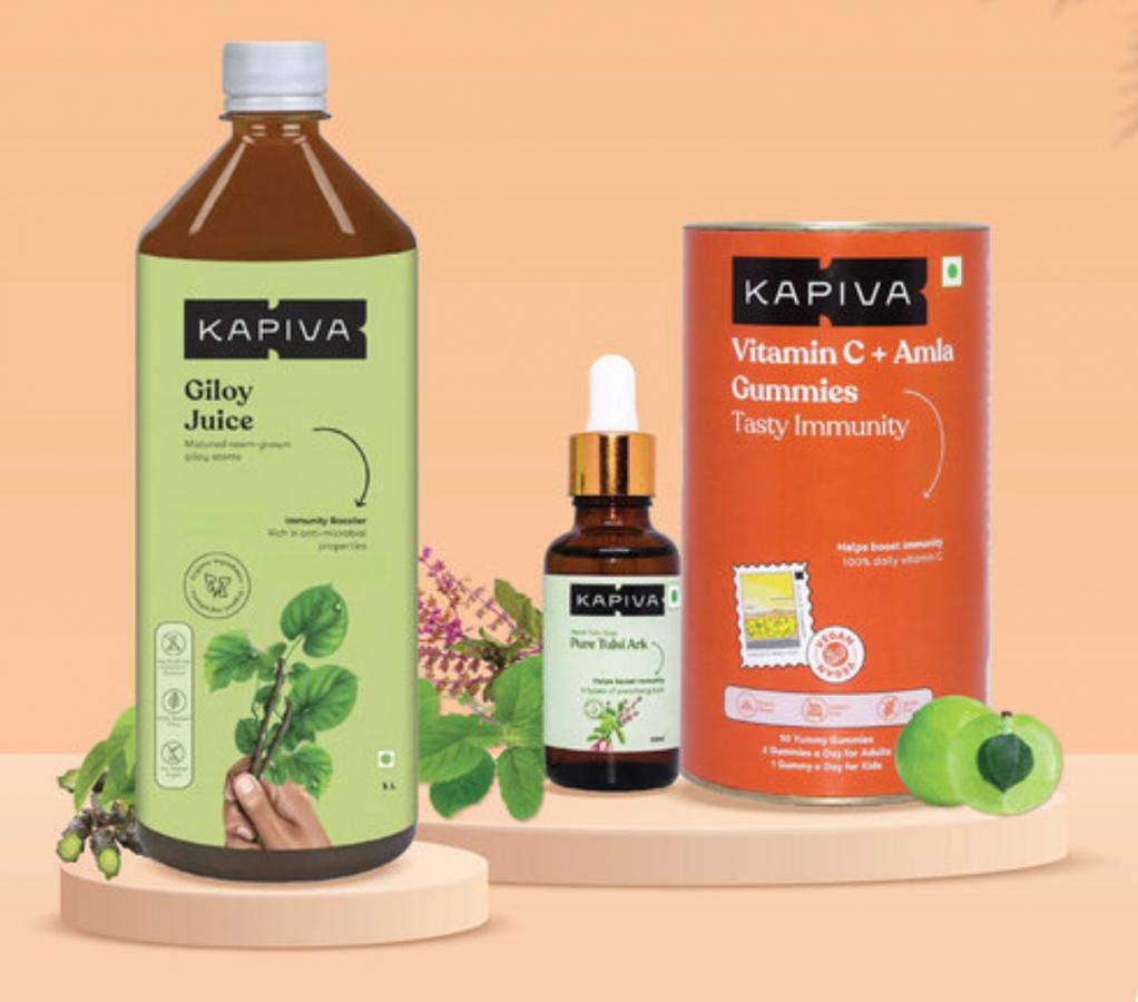D2C Ayurveda Brand Packaging