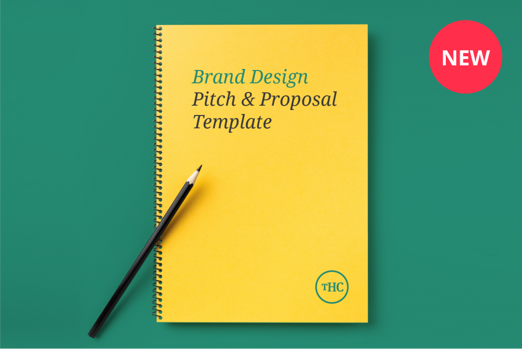 Proposal & Pitch Templates for Brand Design