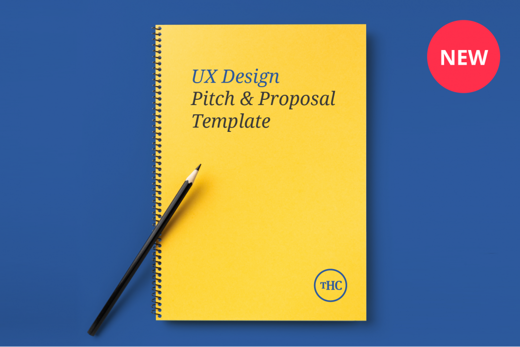 Proposal & Pitch Templates for UI / UX Design