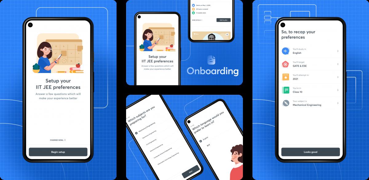 Best onboarding edtech app